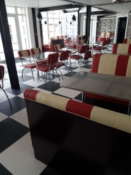 Diner fit out