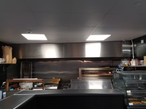 Arbory St takeaway fitout